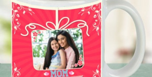 Special Mom Customizable Photo Mug