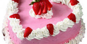 Soft Love Strawberry Cake