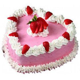 Soft Love Strawberry Cake