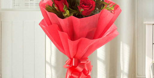 8 Rose Bouquet