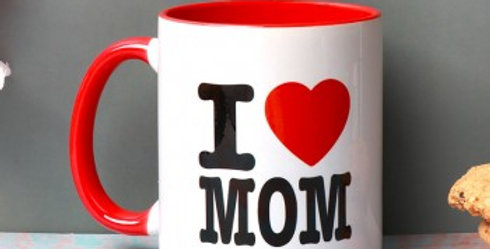 I ❤️ Mom Mug