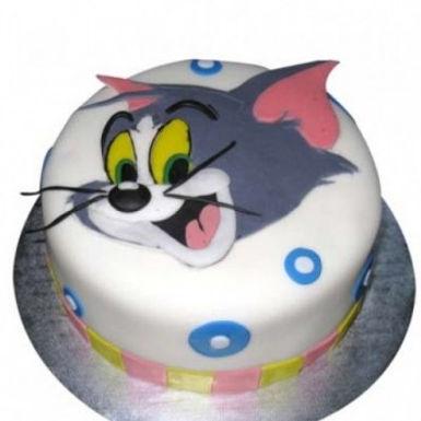Mischievous Tom Cake
