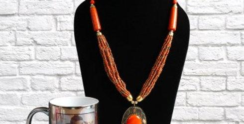 Customizable Silver Photo Mug and Jewellery Set Combo