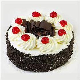 Black Forest Sprinkle Cake
