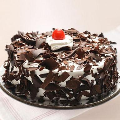 Blackforest Sugarfree Cake