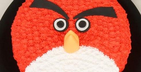 Angry Birds Cream Cake