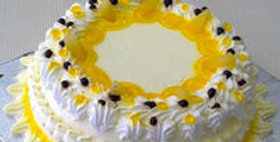 Vanilla Pineapple Love Cake