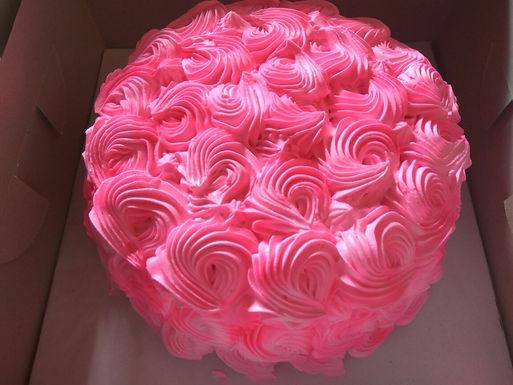 Pink Blush Cake