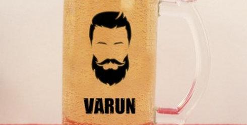 Customized Name Beer Mug