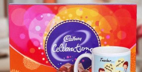 Celebration and Cute Mug Combo