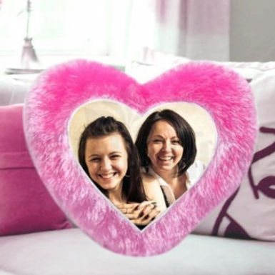 Fluffy Customized Photo Pillow