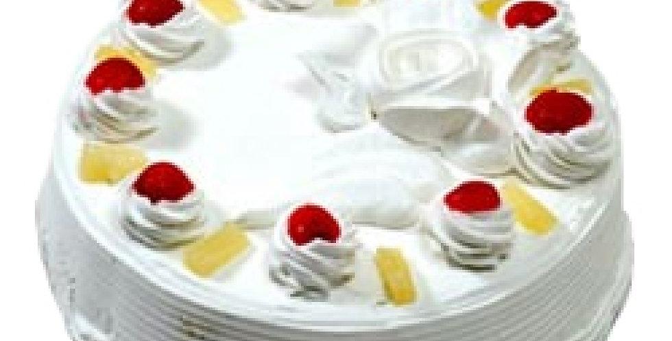 Pineapple Vanilla Fruit Cake