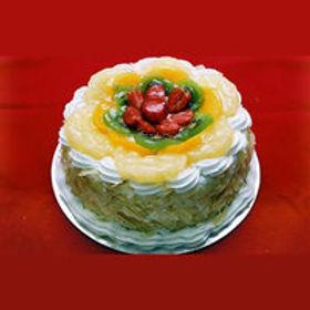 Hello Fruity Goodness Cake