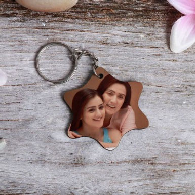Customized Mother's Day Keychain