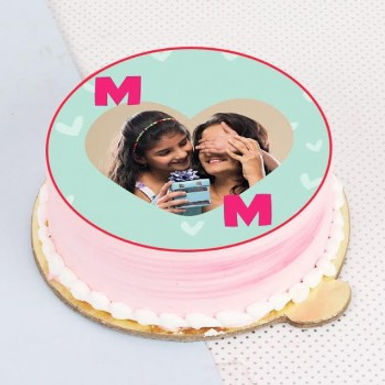 M❤️M Photo Cake
