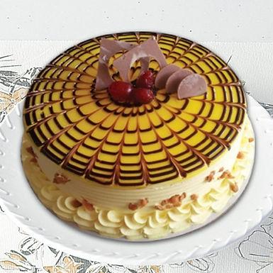 Butterscoth Sugarfree Cake
