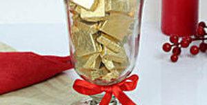 Chocolate Mithai in Vase