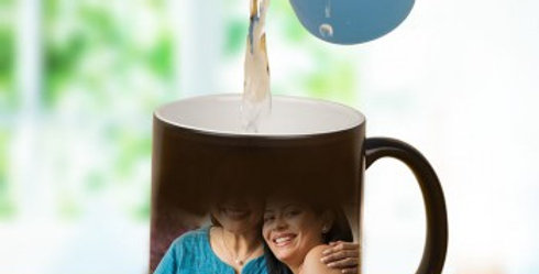 Customized Photo Magic Cup
