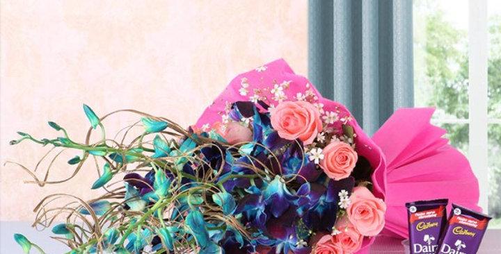 Love Bouquet Cadbury