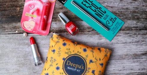 Special Customized Makeup Bag and Makeup Combo - II