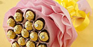The Luxury Ferrero Rocher Bouquet