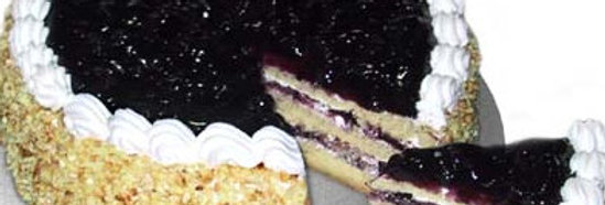 Blueberry Fruit Cake