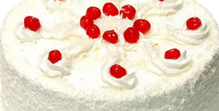 Vanilla Daze Cake