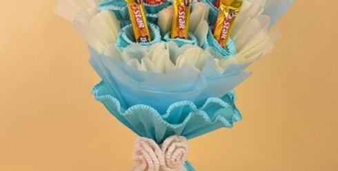 Assorted Chocolates Bouquet