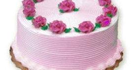 Strawberry Creamfill Cake