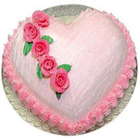 Strawberry Wonder Cake