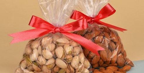 Pistachios and Almonds Bundles