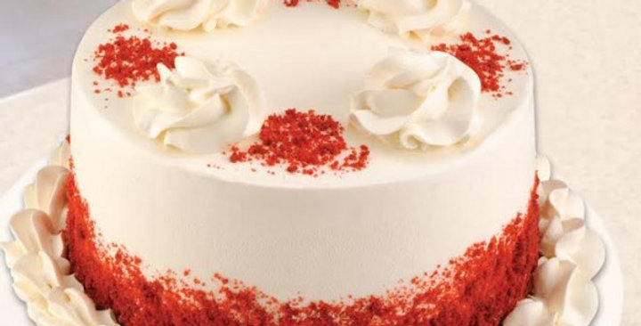 Sugarfree Red Velvet Cake