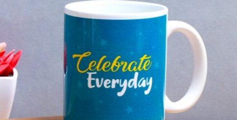 Celebrate Everyday Cup