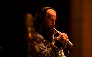 Tobias Wiklund, cornet