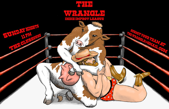 The Wrangle Poster
