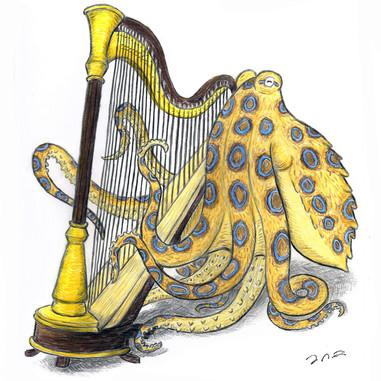 Octo Harp