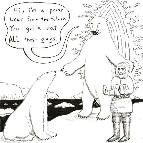 Polar Bears From The Future