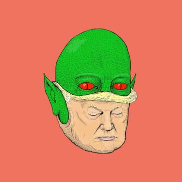 Reptile Trump