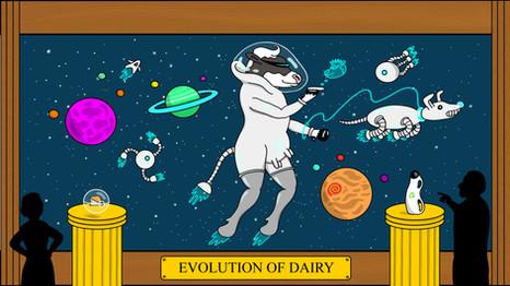Amcor Dairy Evolotuion Presentation