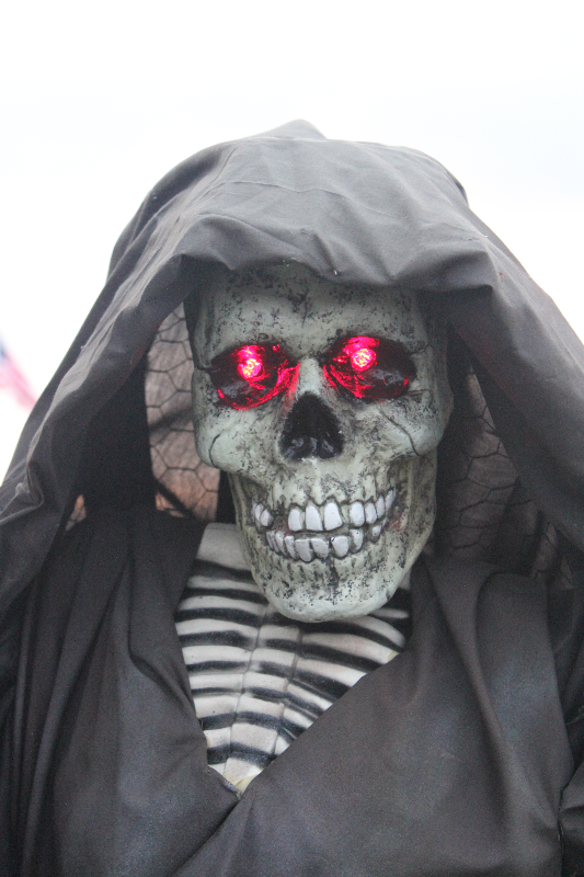 Grim Reaper - Trunk or Treat
