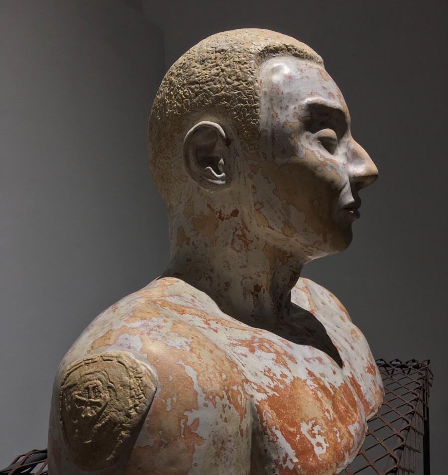 Niño de Oro c.1715 (profile)
