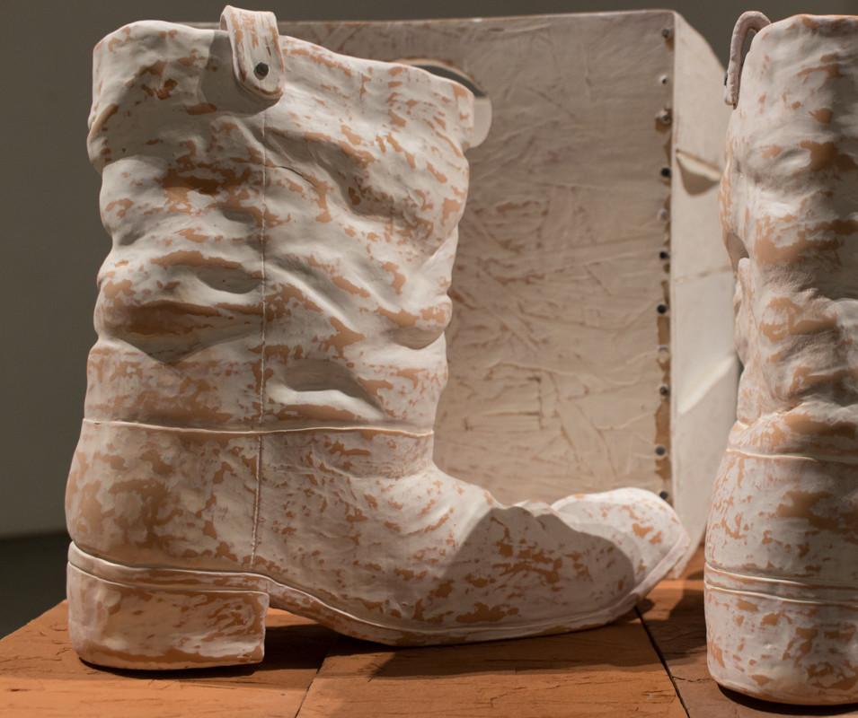 Laborando por la Libertad (boots)