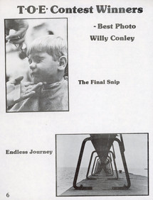 """2 Winning Photos: """"The Final Snip"""" and """"Endless Journey"""""""