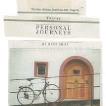 Personal Journeys: Bicyclists Welcome