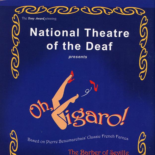 """Oh, Figaro!"""