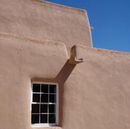 Ranchos De Taos Window