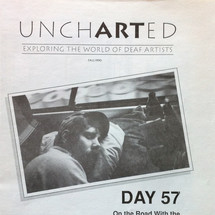 """Feature article: """"Day 57 -- On the Road with the National Theatre of the Deaf"""""""