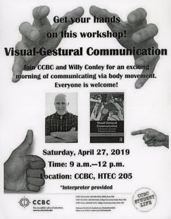 Visual-Gestural Communication Workshop
