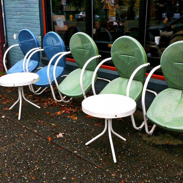 Seattle Chairs