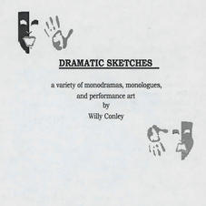 """One-man-show: """"Dramatic Sketches"""""""